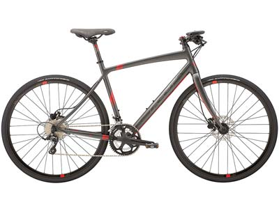 Urban Style Bike Hardtail Verza Speed 20
