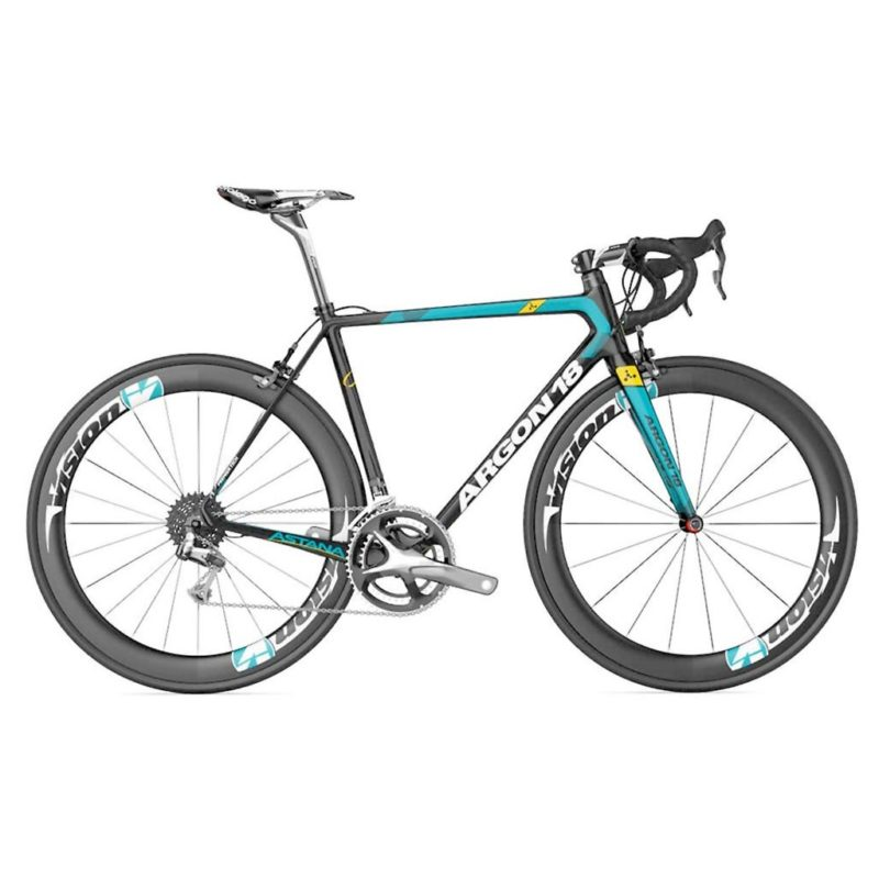 ARGON 18 2018 Gallium Pro Astana Rennrad