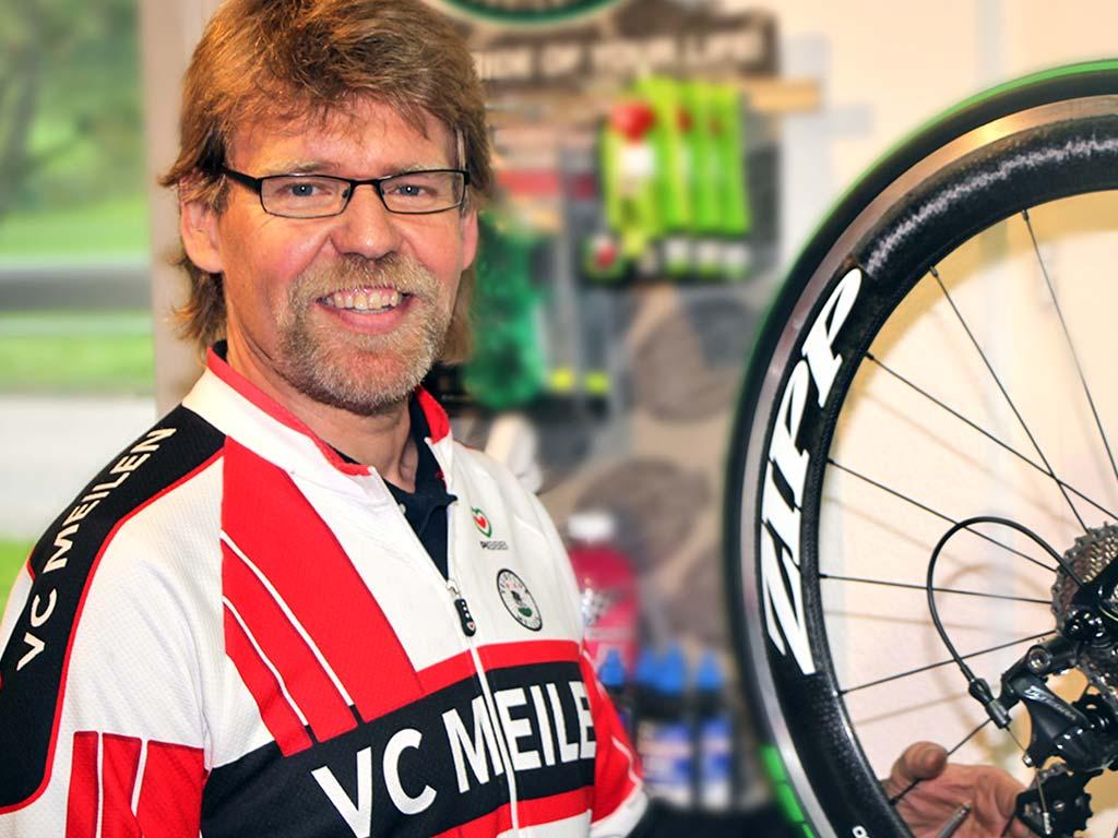 Bike do it Stefan Kipfmüller Portrait Bikeshop