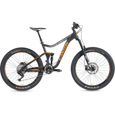 CANYON 2018 FS27 Fully Mountainbike