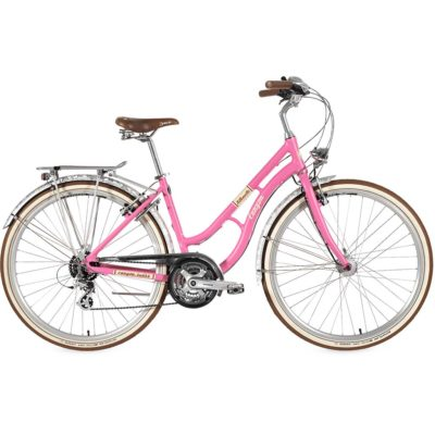 CANYON 2018 Silhouette Urban City-Bike Pink