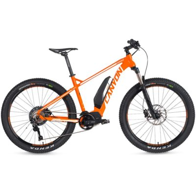 CANYON 2018 Optimus 17 E-Bike Hardtail Mountainbike