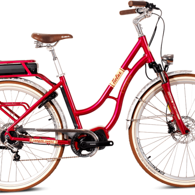 E-Bike retro