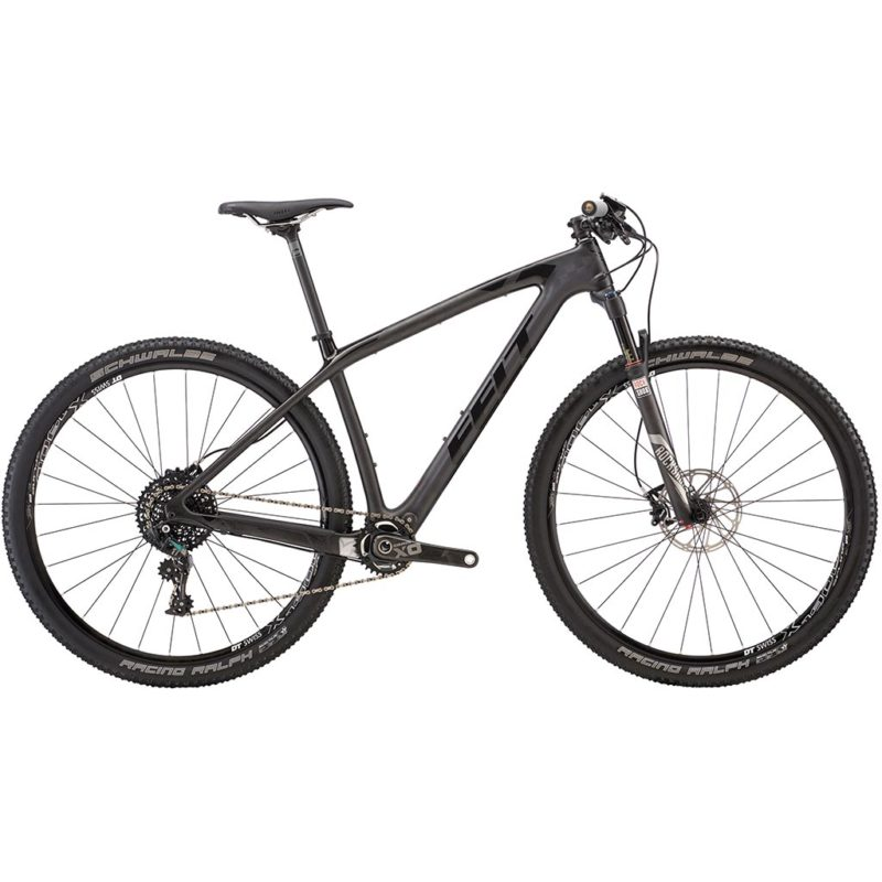 FELT 2017 NINE-1 LTD Carbon Hardtail Mountainbike
