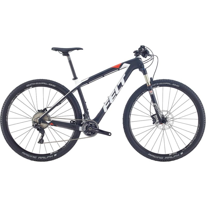 FELT 2017 NINE-2 LTD Carbon Hardtail Mountainbike