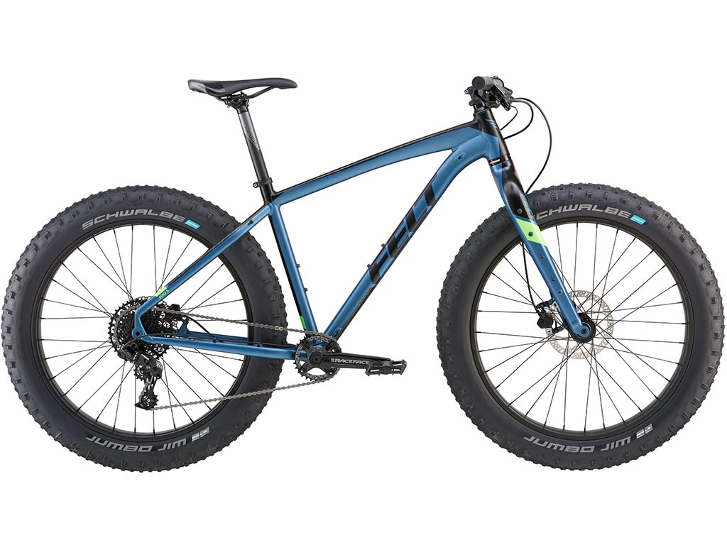 FELT DD70 Fatbike 2018 Bike do it
