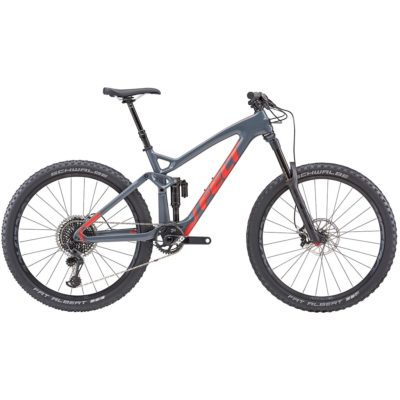 FELT 2018 Decree 1 Fully Mountainbike Carbon