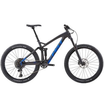 FELT 2018 Decree 3 Fully Mountainbike Matte Carbon