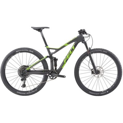 FELT 2018 Edict 3 Carbon Mountainbike Fully