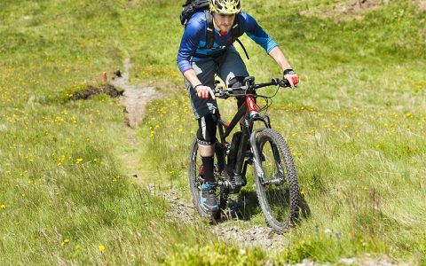 FELT Mountainbike Single-Trail e-Bike