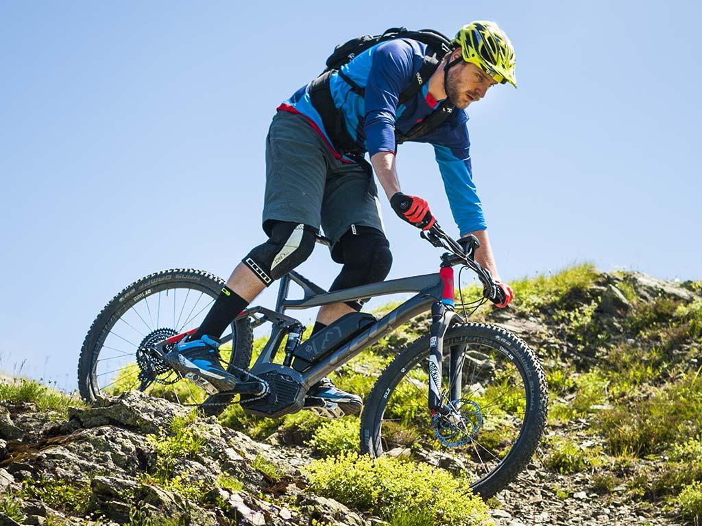 E-Bikes Mountainbikes