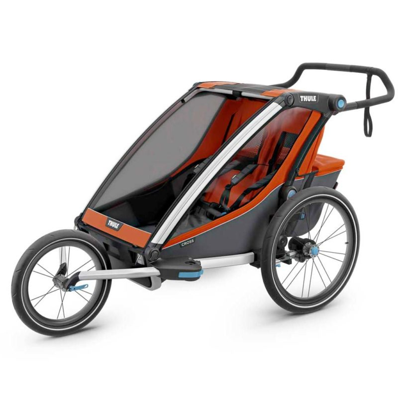 THULE Chariot Cross 2 Rot Jogging