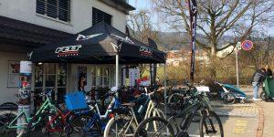 Fahrrad-Ausstellung Felt Bikes