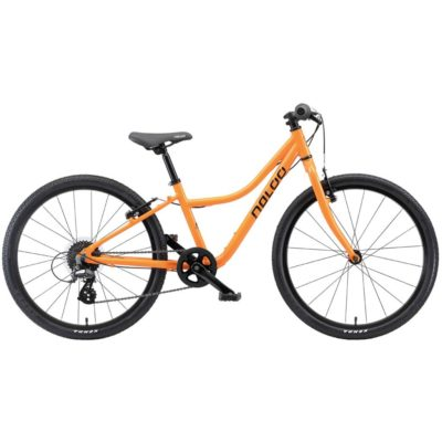 NALOO Chameleon 24 orange leichtes Kindervelo