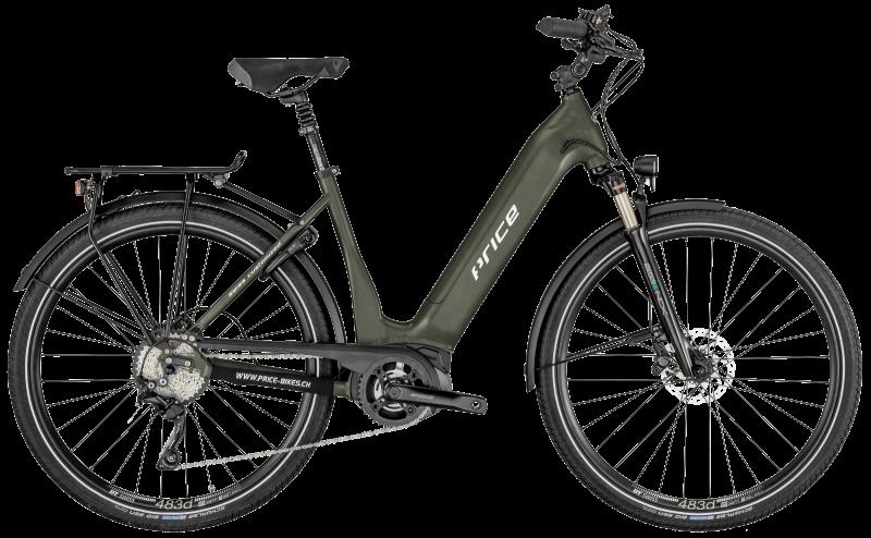 E-Bike Intube Bosch